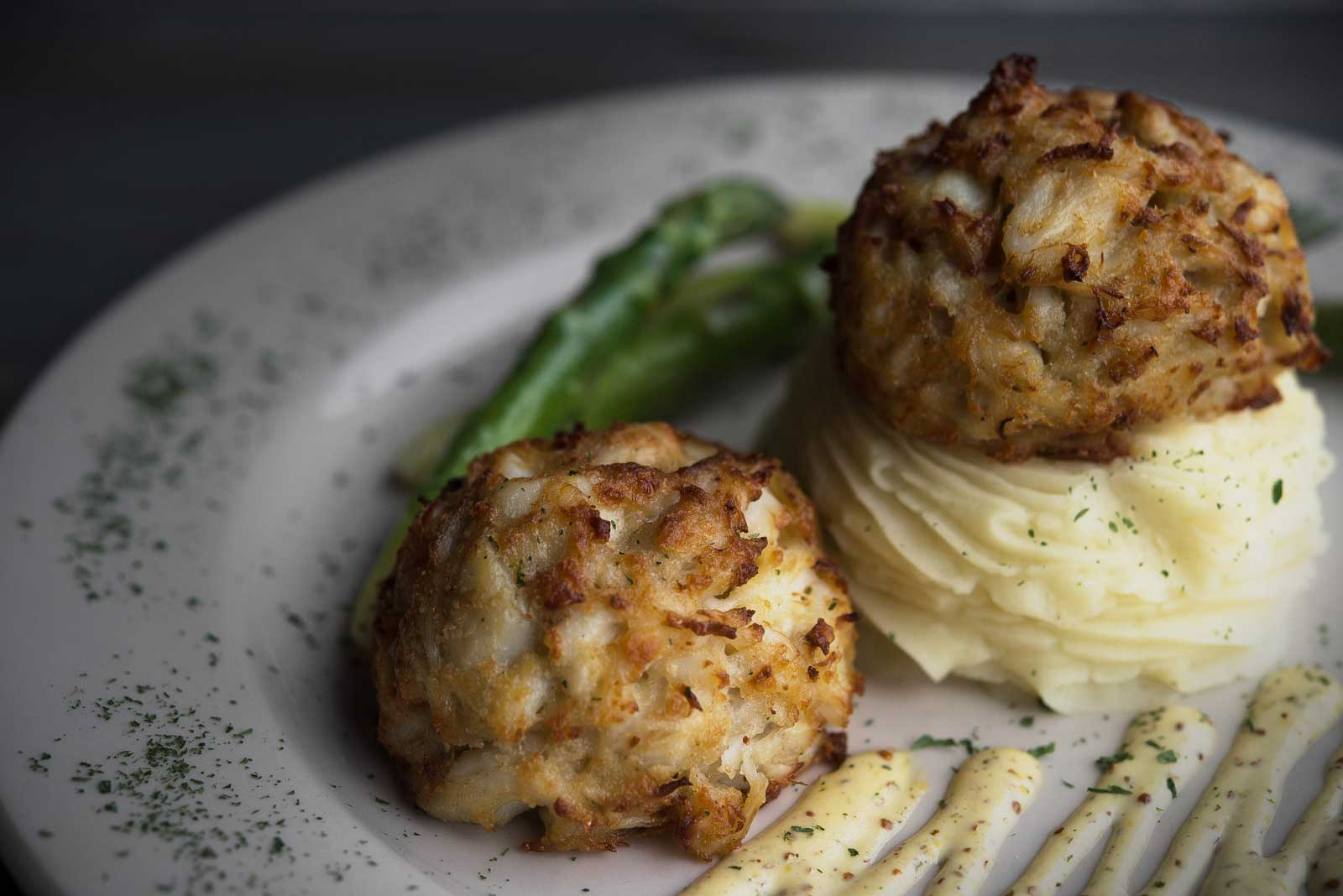 The Narrows Restaurant Crab Cakes