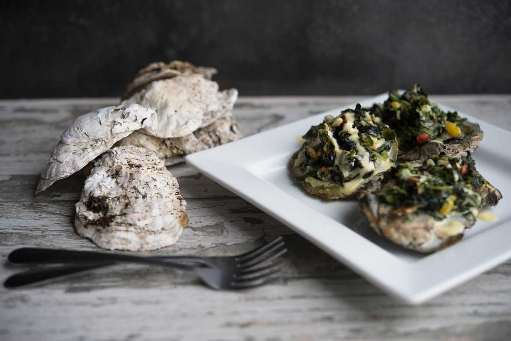 The Best Oysters Rockefeller in Maryland