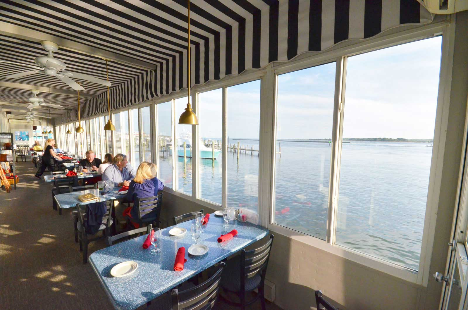 The Narrows Restaurant Waterfront Dinning