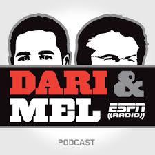 Mel Kiper Jr and Dari Podcast